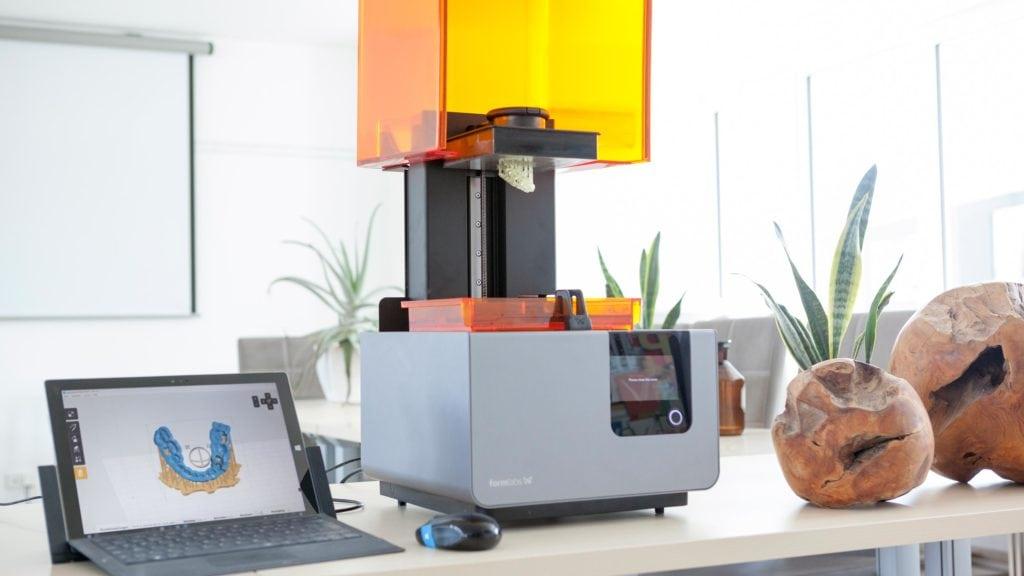 Laborportrait Eisenach Dental-Technik 3D Drucker