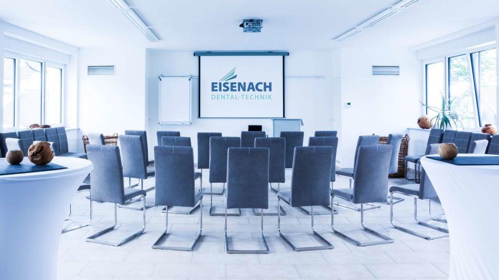 Laborportrait Eisenach Dental-Technik Seminarraum