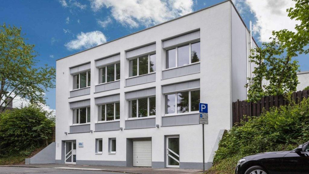 Laborportrait Eisenach Dental-Technik Gebäude