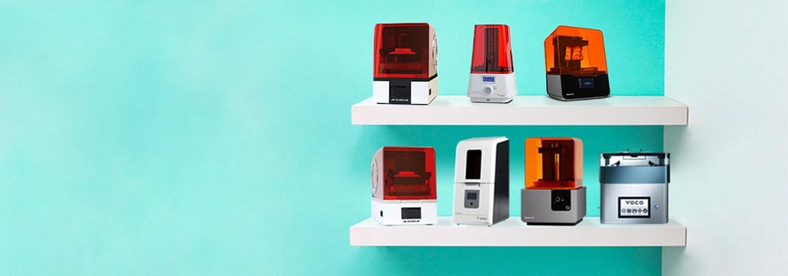 3D-Drucker im Vergleich