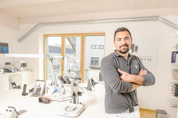 """ZTM Anselm Harpf: """"Den Schritt zur Laborgründung bereue ich – trotz vieler Strapazen – nicht eine Sekunde."""""""