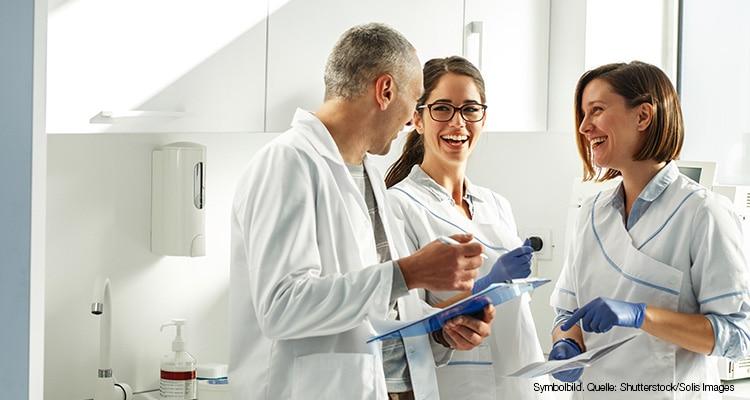 Personal Zahnarztpraxis