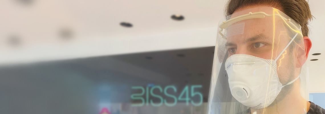 3D-Druck Corona
