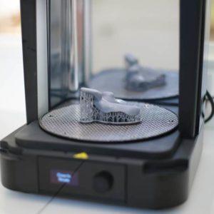 Abformlöffel aus dem 3D-Drucker Dental