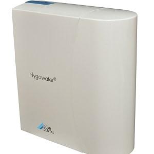 Hygowatersystem zur Wasseraufbereitung an der Behandlungseinheit