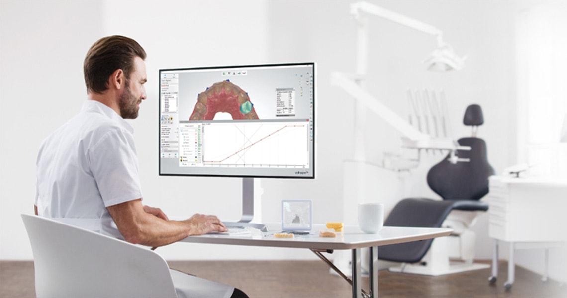 Imprimo Ortho Connect Digitaler Modelldruck KFO