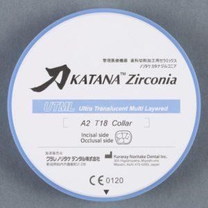 Katana Zirconia UTML