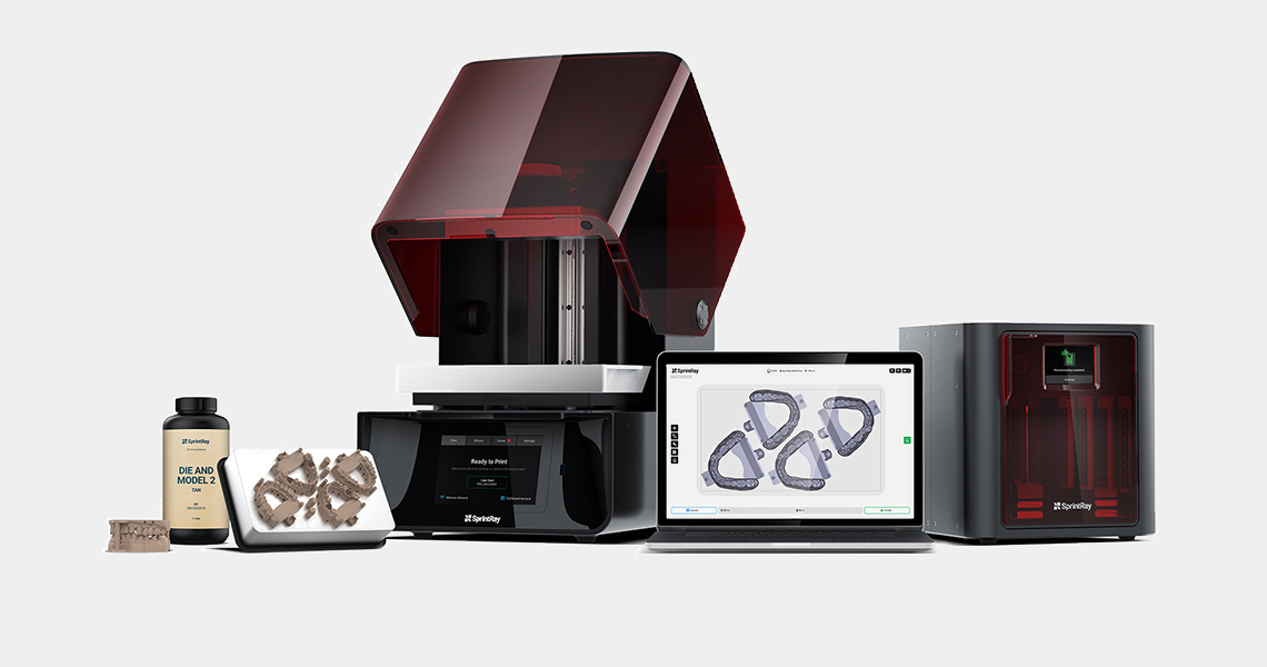 SprintRay 3D-Drucker